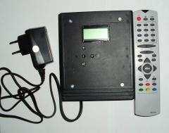Терморегулятор  самоуправляемый с измерителем