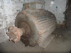 Электродвигатель 55кВт - 730 об/м
