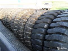 Шины грузовые для карьерной техники 18.00₽25