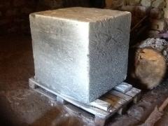 Соляной светильник КУБ Квадратный стол для элитных