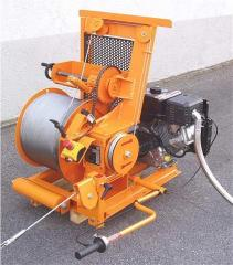 Cable LANCIER CABLE GMBH winch (Germany), sale,