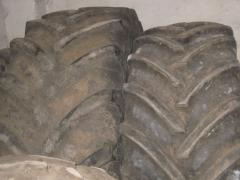Tires for agricultural equipment 710x70 R42