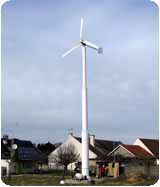WE Wind 4 wind generator (4 kW)