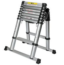 Step-ladder of telescopic 2.6, 2.0 m, sale,