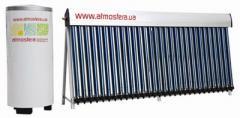 The equipment on solar energy