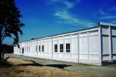 Здание БМЗ (быстромонтируемые здания)