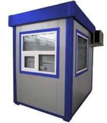 Protection post modular price