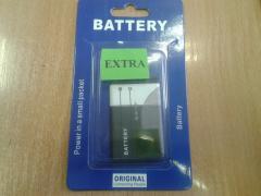 Аккумуляторная батарея BL-5C категория Экстра Plus