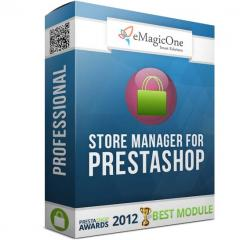 Store Manager for PrestaShop