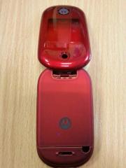 Корпус Motorola U9 красный
