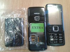 Корпус для Nokia 6300 с клавиатурой/без клав