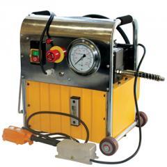 Station CIS-6310E, pump hydraulic one-planimetric
