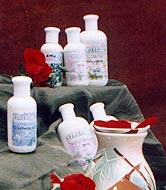 Натуральные цветочные воды и шампуни
