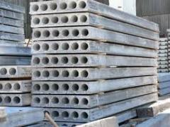 Reinforced concrete to buy plates at Ukraine