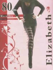 Tights with Elizabeth microfiber