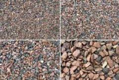 Loose building materials, sale across Ukraine