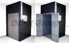 Elevator carg