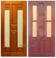 Doors wooden