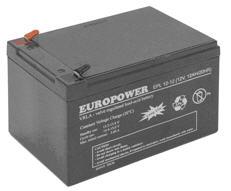 Батарея герметизированная Europower серии EPL