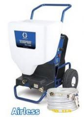 Аппарат для нанесения шпатлевки Graco RTX 1500