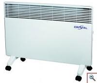 Конвектор электрический CRISTAL 1000/2000 Вт