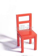 Stools for kindergartens from the producer