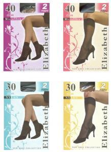 Socks female Elizabeth, Golfs female Elizabeth