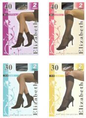 Socks female elastic Elizabeth