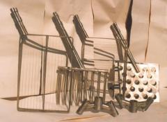 Режуще-вымешивающий инструмент к сыродельным
