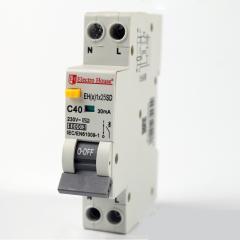 ElectroHouse ДИФ Автомат 25А 1P+N(1 модуль) 30mA