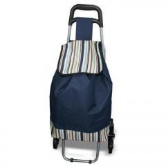 Сумка Supretto на колесиках со складным стулом,