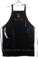 FOX Фартук маникюрный лакированая ткань