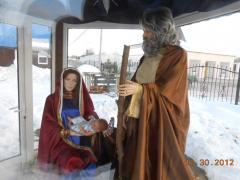 Religious goods. Den. Church of all Saints. Kiev.