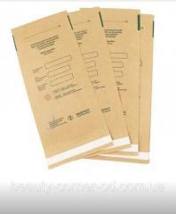 Крафт-пакеты 100*200 мм Медтест для стерилизации