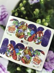 Слайдеры новогодние дед мороз