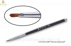 FOX кисть для дизайна №04 Art Brush №04...