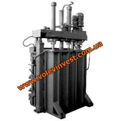 Paketirovochny press of K25-041