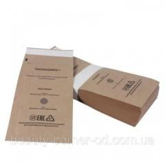 Крафт пакеты для стерилизации Faceshowes, 75*150