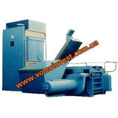 Paketirovochny press of BV1330