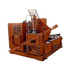 Paketirovochny press of MSGP-125