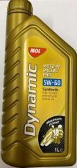 Масло Dynamic МОТО- 4т RACING PRO 5W-60 Synthetik