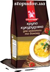 Крупа кукурузная для баноша и мамалыги,  0,...