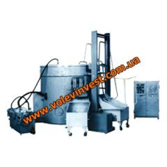 Machine clearing vibration VMPV400M