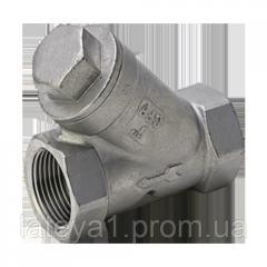 Фильтр косой муфтовый Ду 40 н/ж AISI 304