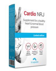 Cardio NRJ (Кардио Энерджи) - капсулы от гипертонии