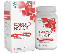 Cardionormin (Cardionormin) - capsules for