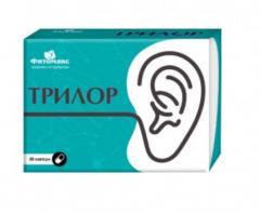 Трилор - капсулы для улучшения слуха