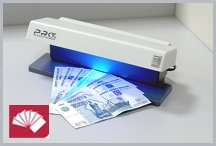 Detector of currencies of PRO 12