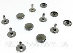 Хольнитен односторонний 11 мм темный никель (1000