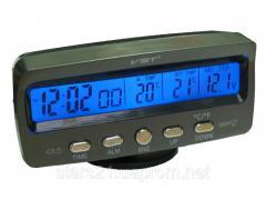 Часы 7045V +термометр